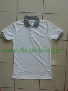 เสื้อโปโลสีขาว6