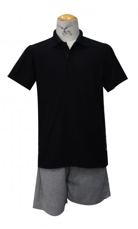 เสื้อโปโลสีดำ 2017