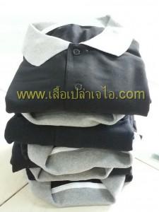 เสื้อโปโลสีดำ3